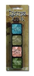Tim Holtz® Distress Mini Ink Kit from Ranger - Kit #9